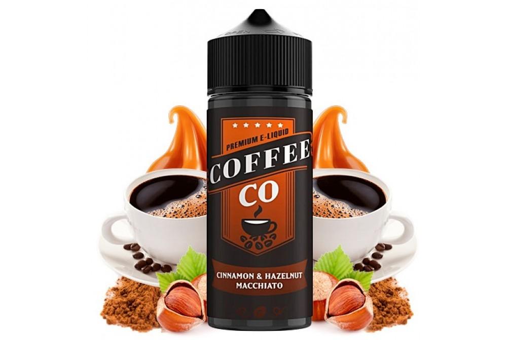 CINNAMON & HAZELNUT MACCHIATO 100ML - COFFEE CO