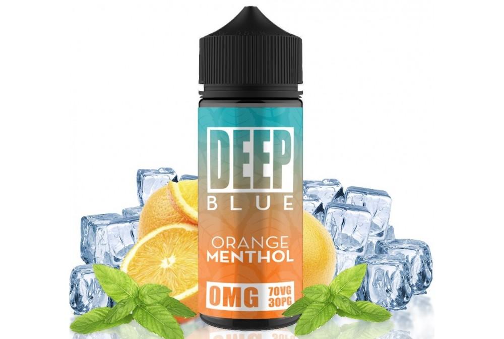 ORANGE 100ML - DEEP BLUE
