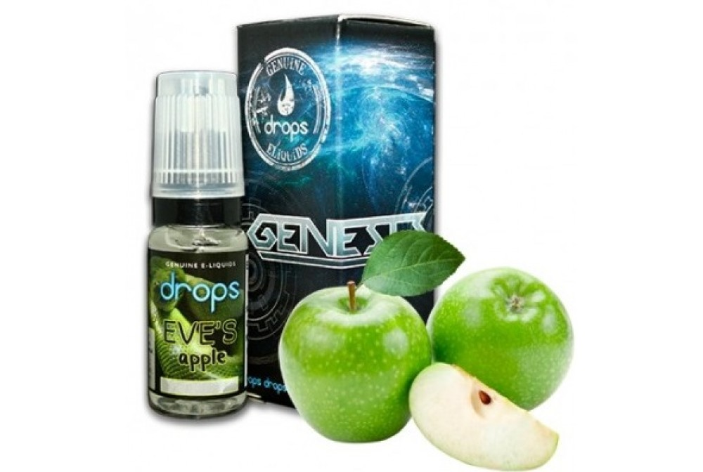 GENESIS EVE'S APPLE 10ML 12MG TPD - DROPS
