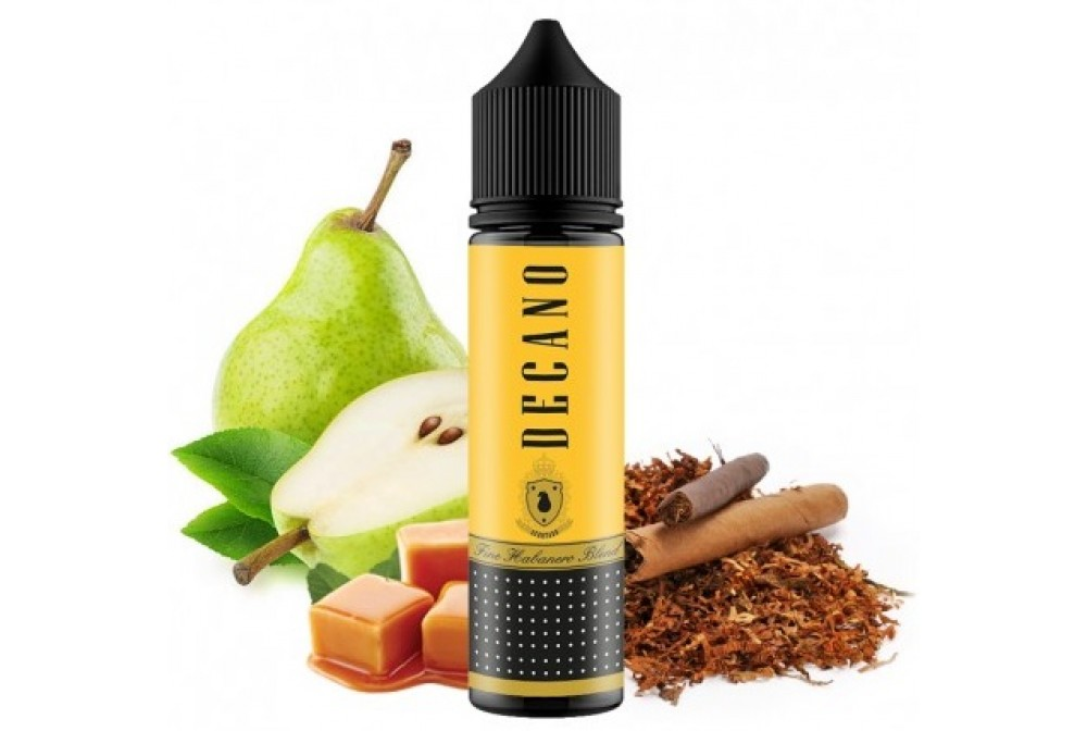 DECANO 50ML - PREMIUM VAPING