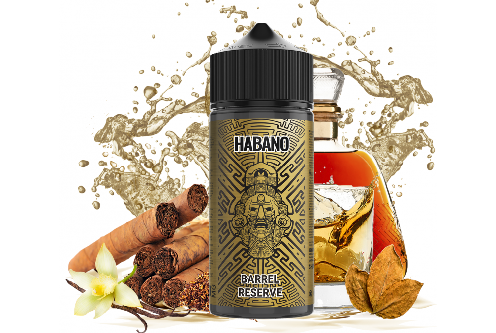 BARREL RESERVE 100ML - HABANO