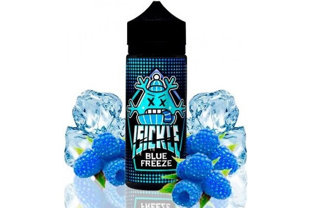 BLUE FREEZE 100ML TPD - ISICKLE