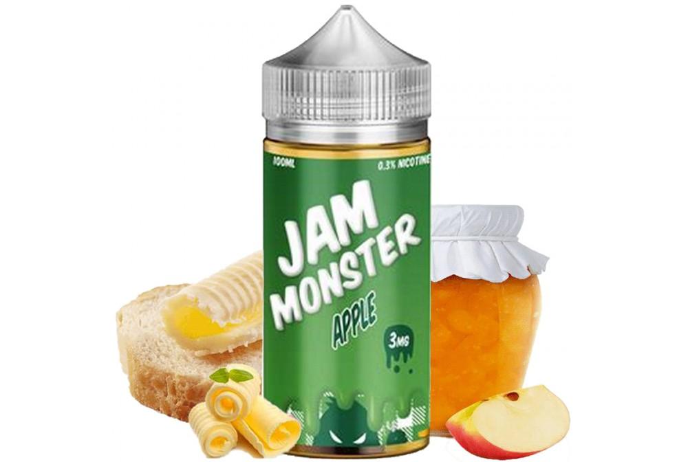 APPLE 100ML - JAM MONSTER