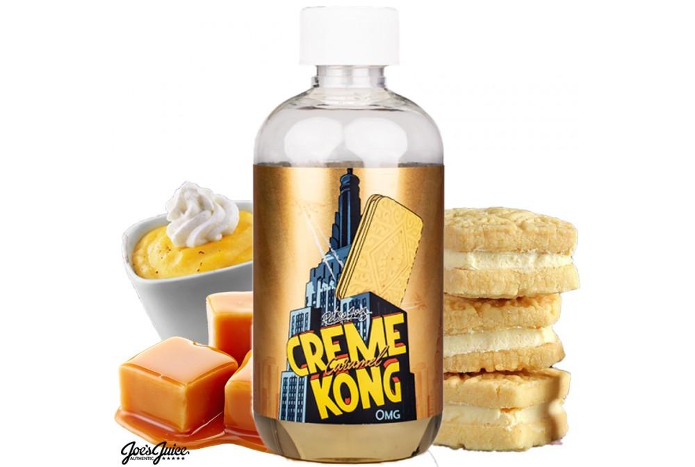 CREME KONG CARAMEL 200ML - JOES JUICE