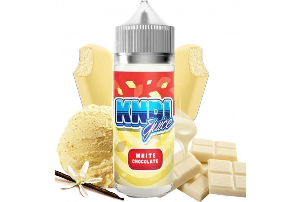 WHITE CHOCOLATE 100ML TPD - KNDI EJUICE