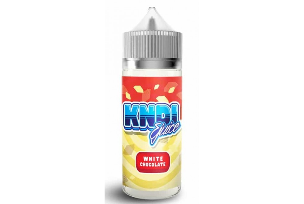 WHITE CHOCOLATE 100ML TPD - KNDI EJUICE