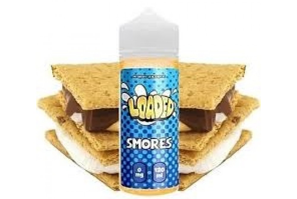 SMORES 100ML TPD - LOADED