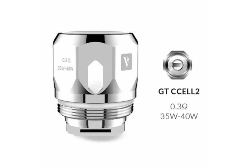 GT CCELL2 0.3OHM - VAPORESSO