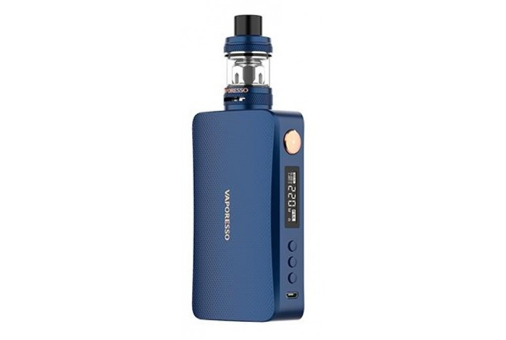 GEN S 220W + NRG-S MINI TANK MIDNIGHT BLUE - VAPORESSO