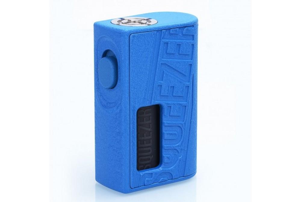 SQUEEZER BOX MOD BLUE - HUGO VAPOR