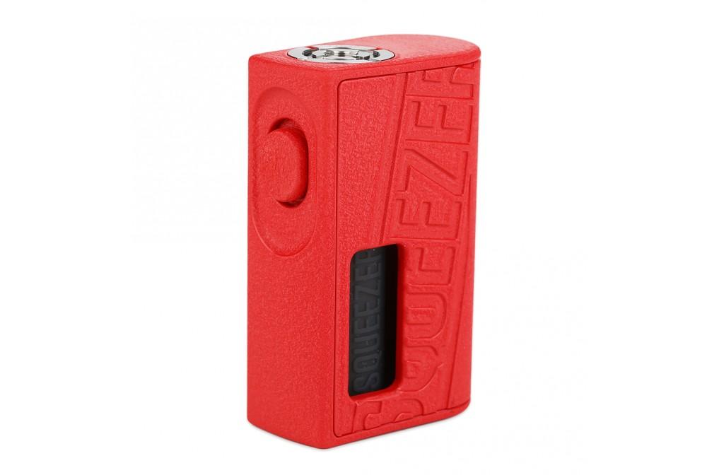 SQUEEZER BOX MOD RED - HUGO VAPOR