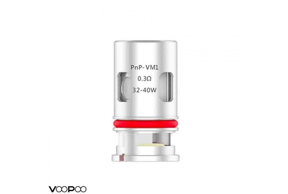 PNP-VM1 COIL 0.3OHM - VOOPOO