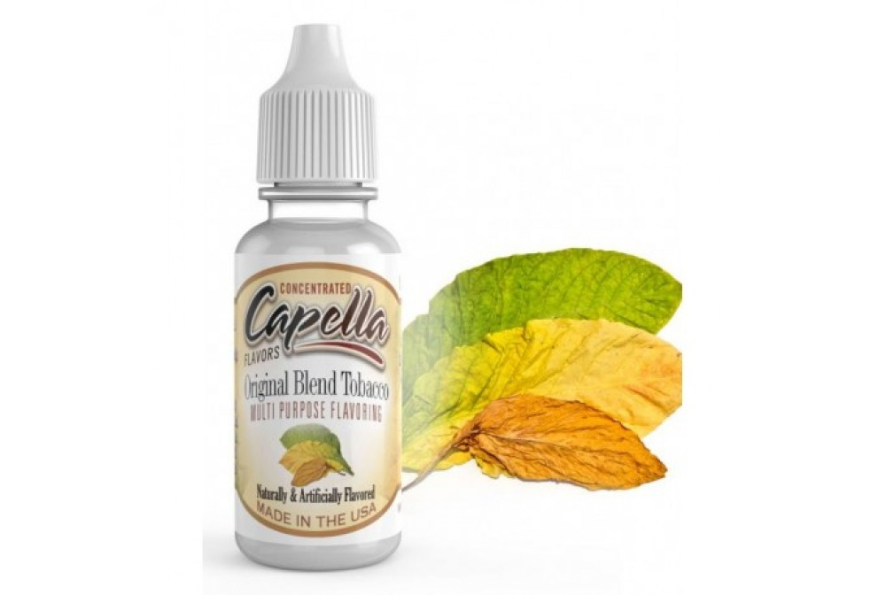 ORIGINAL BLEND AROMA 10ML - CAPELLA