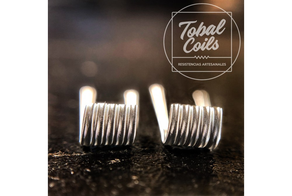 MINI ERIZO 0.21OHM - TOBAL COILS