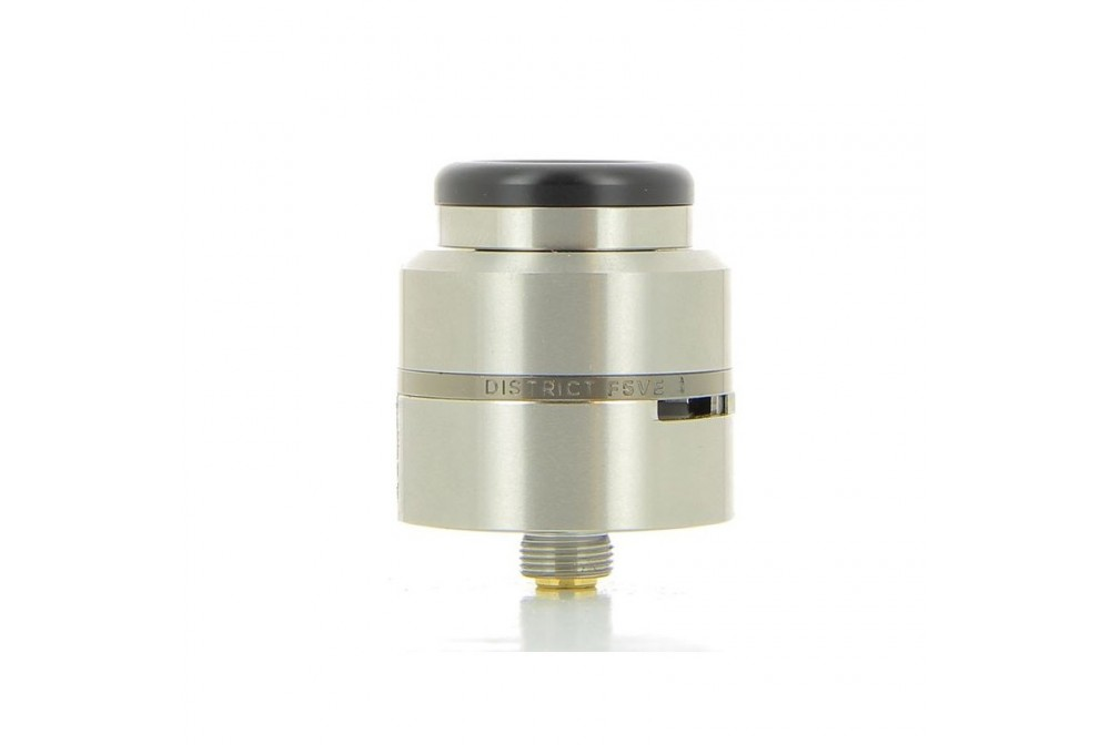 LAYER CAKE RDA BF STAINLESS STEEL -  DISTRICT5VE