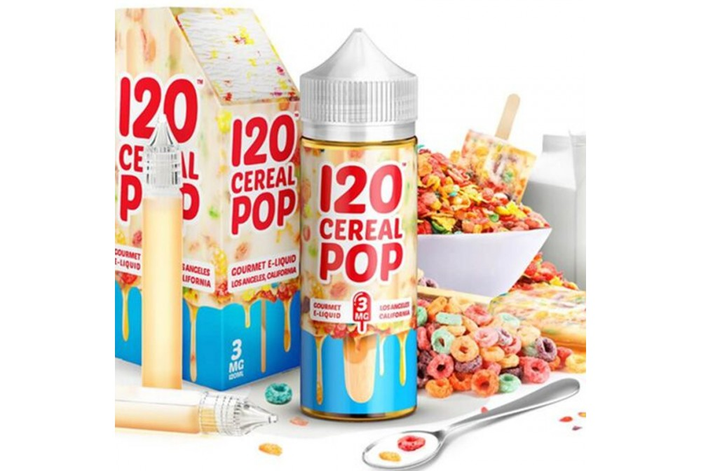 CEREAL POP 100ML TPD - MAD HATTER
