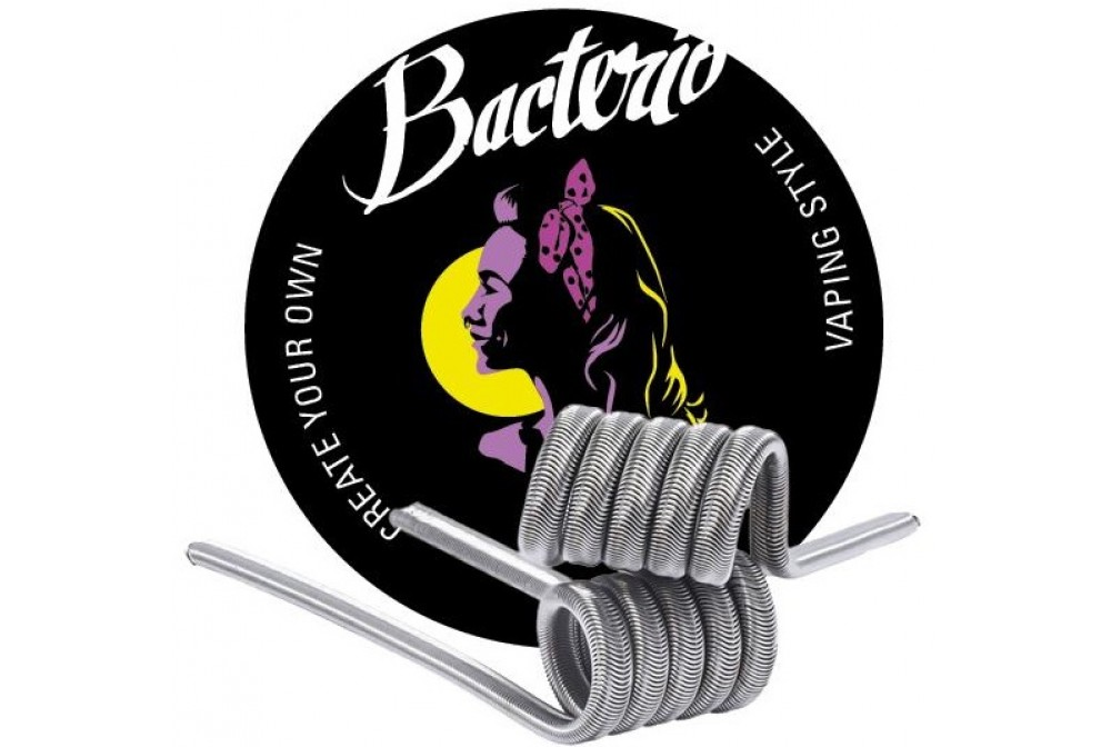 MAD F*CKING 0.13 OHM 2.5MM - BACTERIO COILS